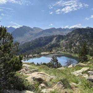 Viaje a los lagos de Andorra